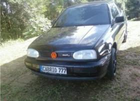 Cabrio karmann mk3