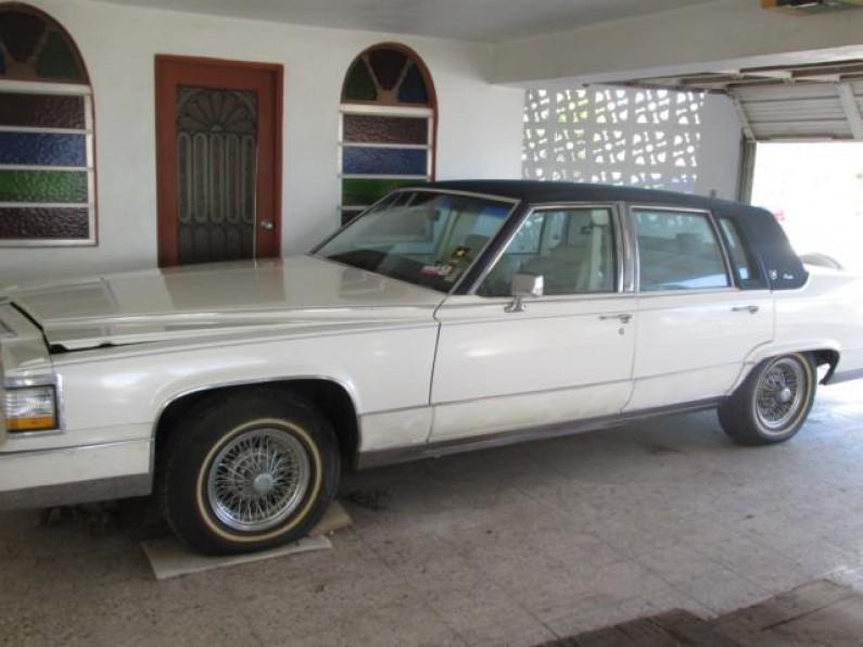 Cadillac 1990 Mod Brougham