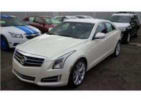 Cadillac ATS 20T 2014