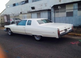 Cadillac Calais 1975