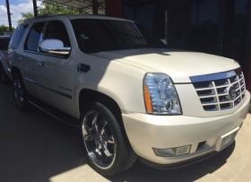 Cadillac Escalade Platinum 2008