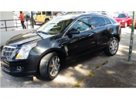 Cadillac SRX2011