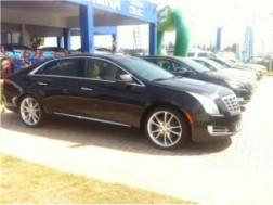 Cadillac XTS 2014