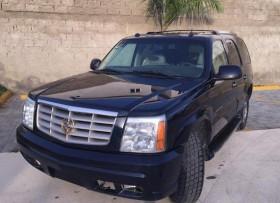 Cadillac escalade 2004 60 V8 400cv