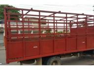 Caja de cargar ganado
