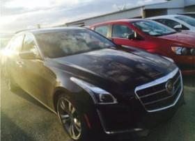 Caja Nueva del Cadillac CTS 4 Puertas