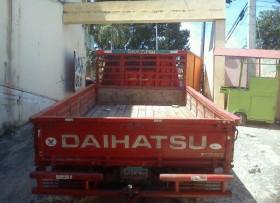 Cama Larga De Camion Daihatsu Del 2008
