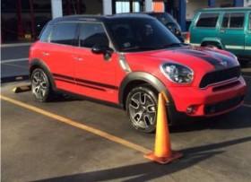 Cambio Mini Cooper Countryman por Acura MDX