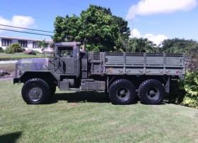 Camión militar