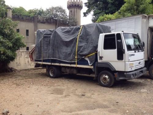 Camión Ford Cargo 815