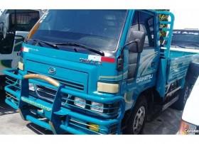 Camión Cama corta Daihatsu Delta 2004 azul