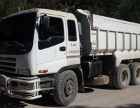 Camion Volteo ISUZU CXZ 99 15m3