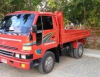 Camion daihatsu 2006 delta cara ancha volteo
