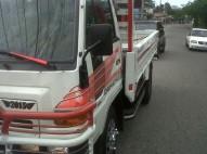 Camion original daihatsu delta 2000