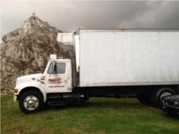 Camion Refrigerado de 22′ International 2000