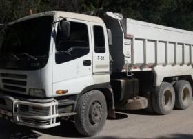 Camion Volteo ISUZU CXZ 99 15m3