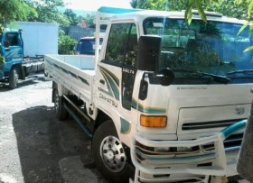 Camion daihatsu 2008 delta cara ancha largo confort