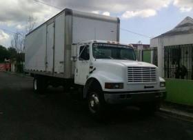 Camion international DT466