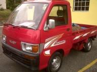 Camioneta Daihatsu Hijet 1998 Roja