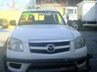 Camioneta MAZDA  bt50 blanca diesel