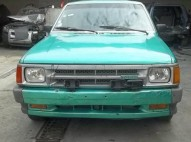 Camioneta Mazda B2000 1986 Cama Larga