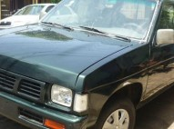 Camioneta Nissan 1995 D21 Doble cabina Nueva