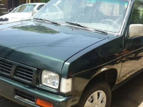 Camioneta Nissan 1995 D21 Doble Cabina Nueva Santo Domingo 150519