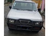 Camioneta Nissan D21 2001