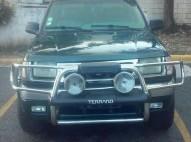 Camioneta Nissan Frontier 2000