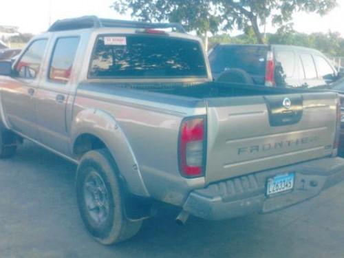 Camioneta Nissan Frontier 2004 Doble Cabina Santo Domingo 148380