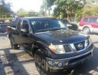 Camioneta Nissan Frontier 2006 como NUEVA