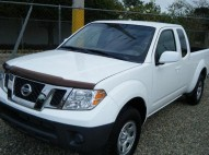Camioneta Nissan Frontier 2012