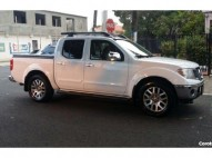 Camioneta Nissan Frontier 2013 4x4