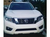Camioneta Nissan Frontier 2017