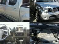 Camioneta Nissan Navara LE 2012