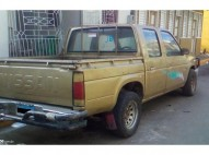 Camioneta Nissan d21 91 Diesel