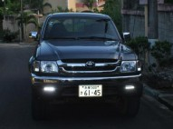 Camioneta Toyota 2000 Hilux frontier dmax tacoma