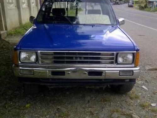 Camioneta Toyota Hilux 1984