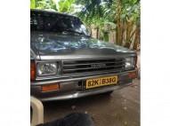 Camioneta Toyota Hilux 1989