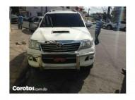Camioneta Toyota Hilux 2014