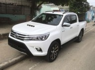 Camioneta Toyota Hilux 2016
