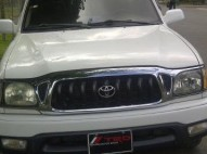 Camioneta Toyota Tacoma 2002