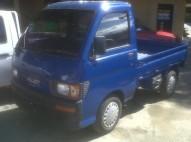 Camioneta daihatsu hijet 98 gas y gasolina
