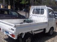Camioneta daihatsu hijet 98 gas y
