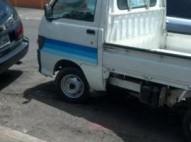 Camioneta de 2001 carga daihatsu hijet