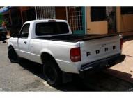 Camioneta ford ranger 94 blanca