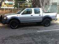 Camioneta nissan Frontier 2003