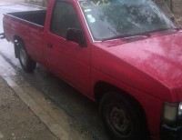Camioneta nissan frontier 2001