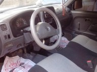 Camioneta nissan frontier 2003 blanca