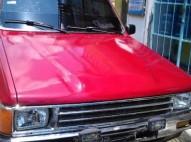 Camioneta toyota 1987 cap 14 cama larga